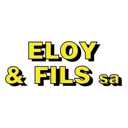 free vector Eloy fils