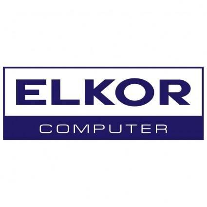 free vector Elkor computer