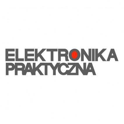 free vector Elektronika praktyczna