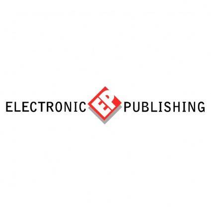 free vector Electronic publishing