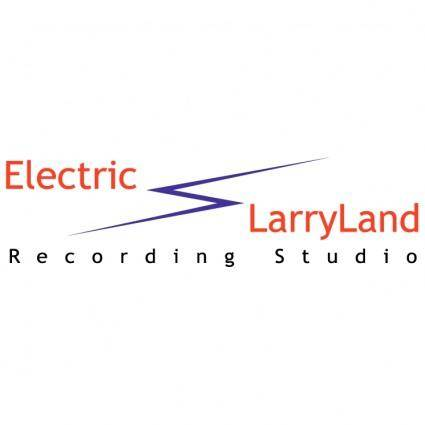 free vector Electric larryland