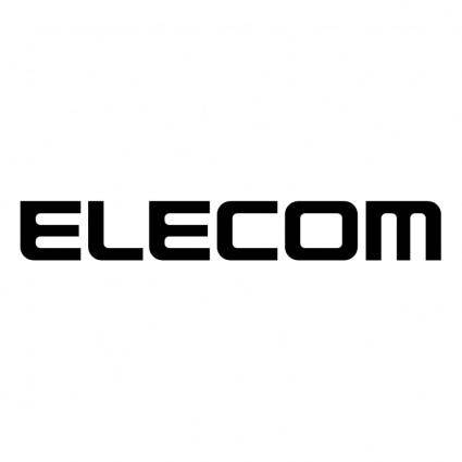free vector Elecom 0