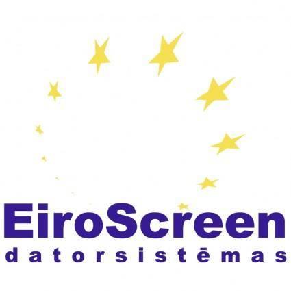 free vector Eiroscreen