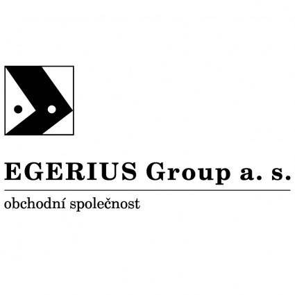 free vector Egerius group