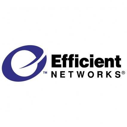 Efficient networks