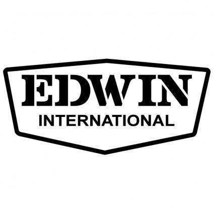 free vector Edwin