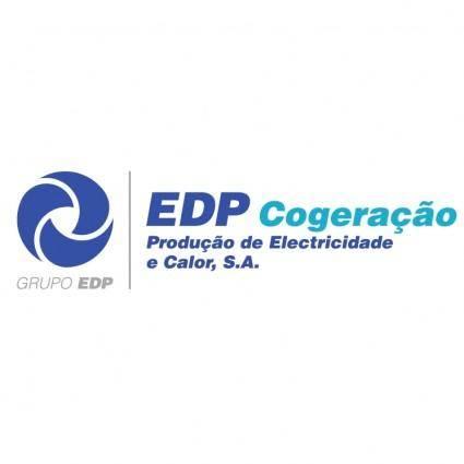 free vector Edp cogeracao