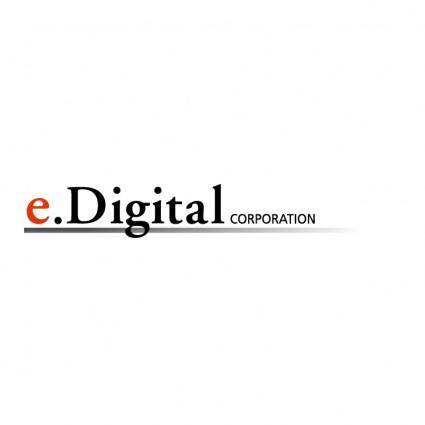 free vector Edigital corporation