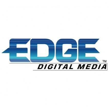 free vector Edge digital media