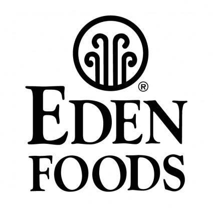 free vector Eden foods