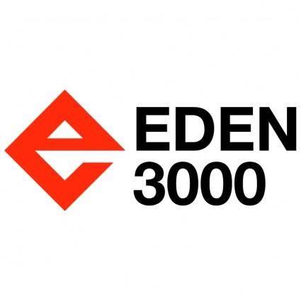 free vector Eden 3000