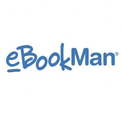 free vector Ebookman