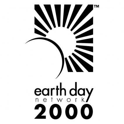 free vector Earth day network