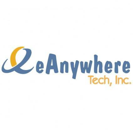 Eanywhere tech