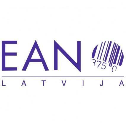 free vector Ean latvija