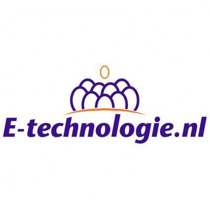 free vector E technologienl