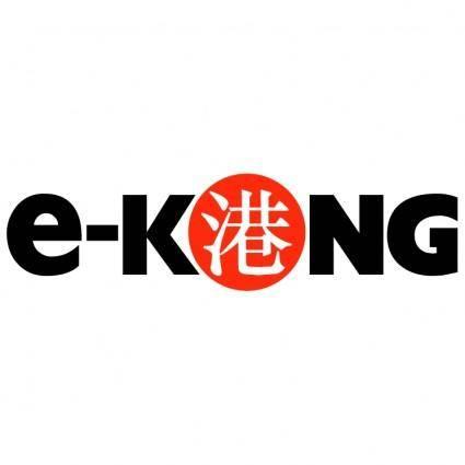 free vector E kong