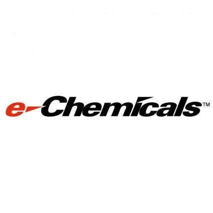 E chemicals