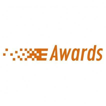 free vector E awards