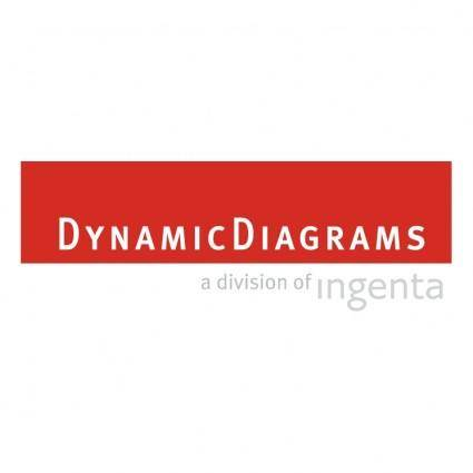 free vector Dynamic diagrams