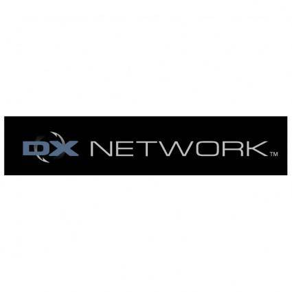 free vector Dx networks