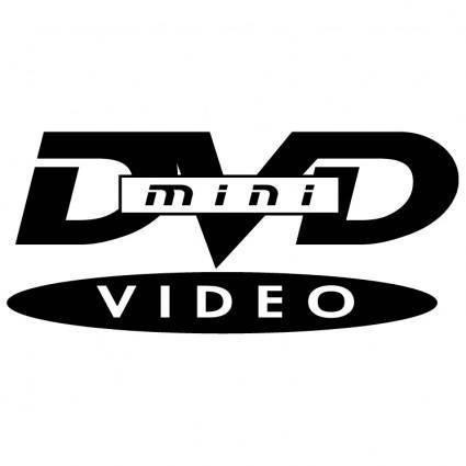 Dvd video mini