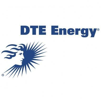 free vector Dte energy