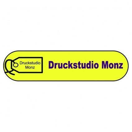 Druckstudio monz