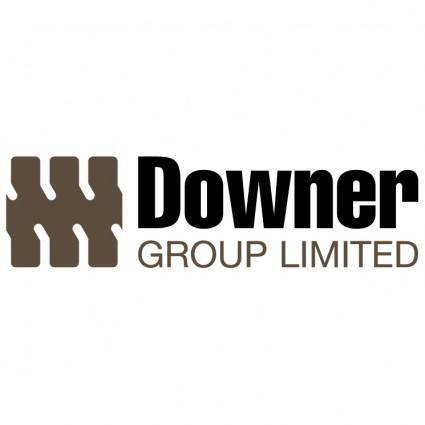free vector Downer group