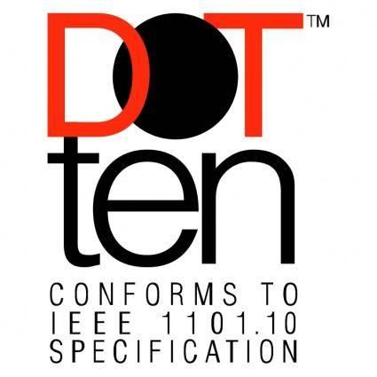 Dot ten