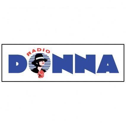 free vector Donna radio 0