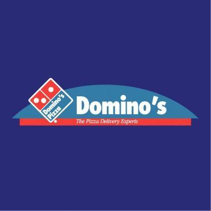 free vector Dominos pizza 0