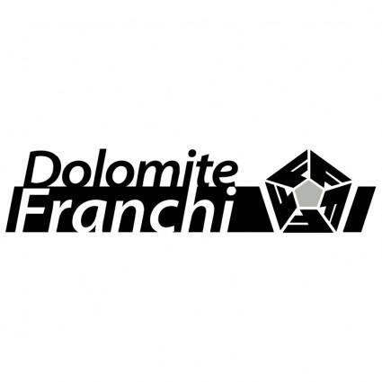 Dolomite franchi