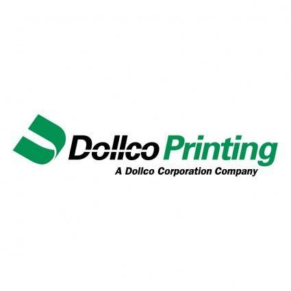 free vector Dollco printing