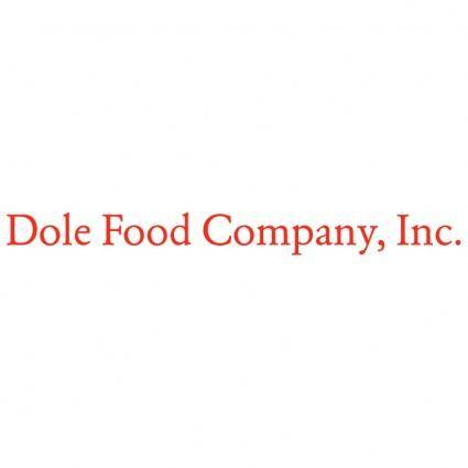 free vector Dole food company