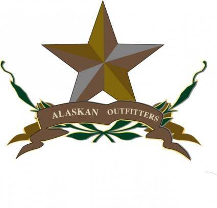 Star Logo emblem republic | Outdoor Safari design