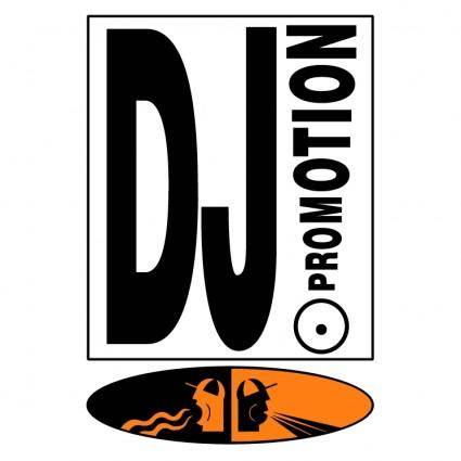 free vector Dj promotion