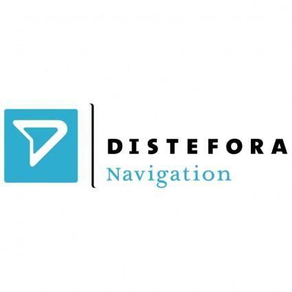 Distefora navigation