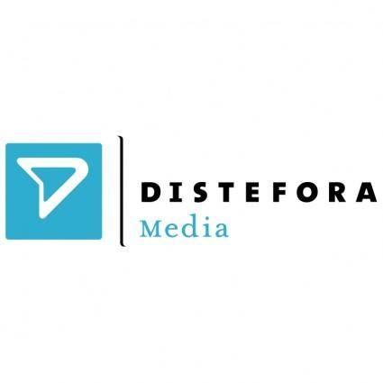 Distefora media
