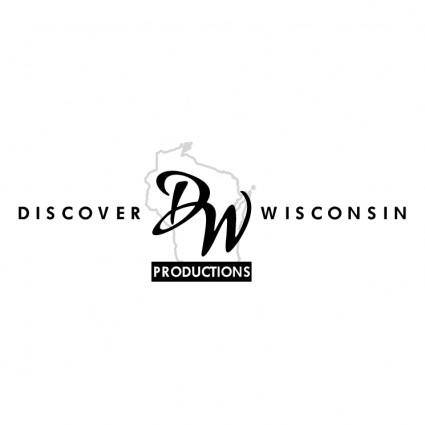 free vector Discover wisconsin