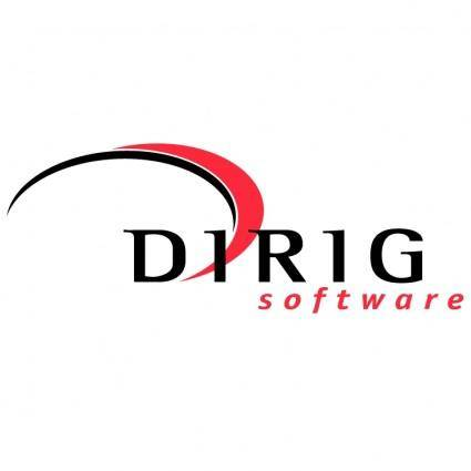 free vector Dirig software