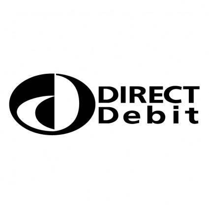 free vector Direct debit