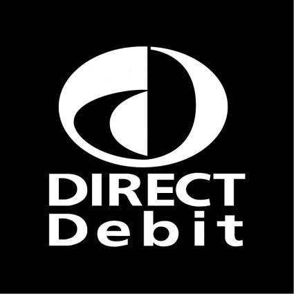 free vector Direct debit 0