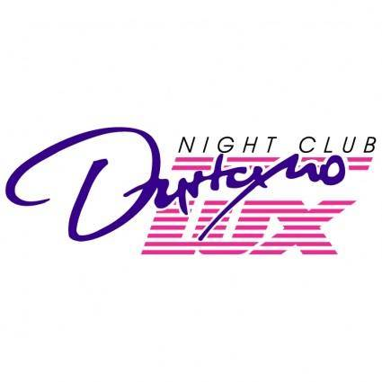 free vector Dinamo lux club