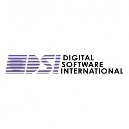 free vector Digital software international