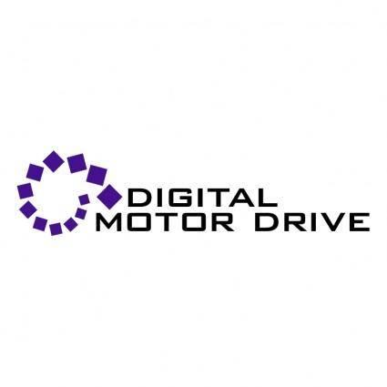 Digital motor drive