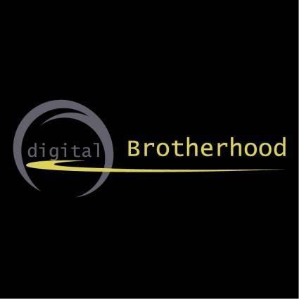 free vector Digital brotherhood