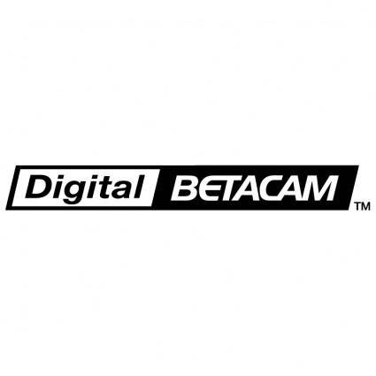 Digital betacam 0