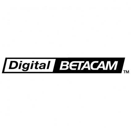 Digital betacam 0