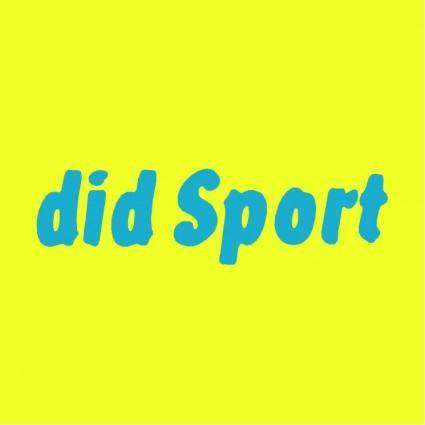 Did sport